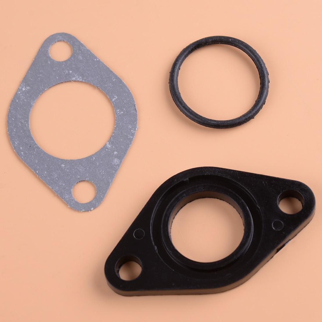 Citall 1 conjunto de 26mm espaçador de carburador, juntor de admissão, junta para dirt pit bike 110cc 125cc 138cc