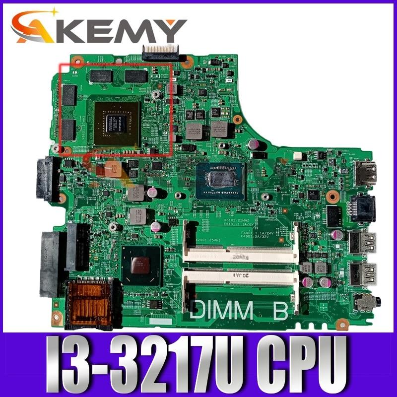 12204-1 لأجهزة الكمبيوتر المحمول DELL Inspiron 14R 3421 5421 Core I3-3217U اللوحة الأم SR0N9