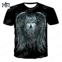 new horror skull t shirt mens 3d t shirt high street 3d casual shirt the neck shirt will see fashion tops