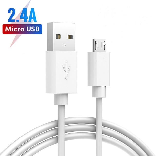 Оригинальный кабель Micro USB для быстрой зарядки Redmi 7, 7A, Note 5, мобильный телефон, USB-кабель Micro USB для Samsung S6, S7, кабель Micro USB   Мобильные телефоны и аксессуары   АлиЭкспресс
