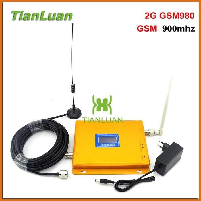 Dourado gsm 900mhz telefone celular sinal repetidor amplificador de sinal combinar oito madeira fixo terminal sem fio wi-fi transceptor