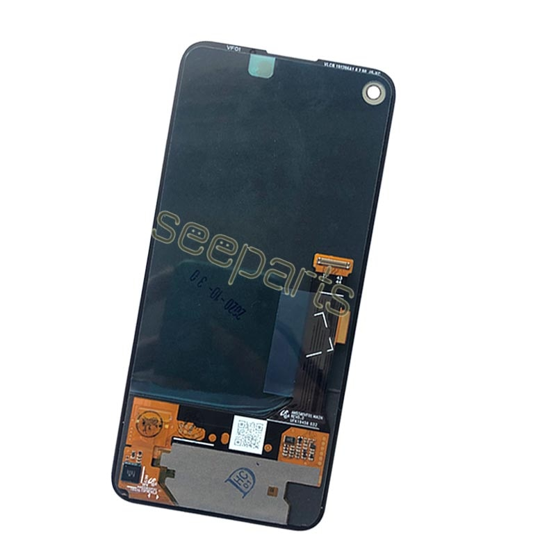 100% Tested For Google Pixel 4A LCD Display Screen Touch Digitized Assembly Replacement For Google Pixel 4A G025J LCD enlarge