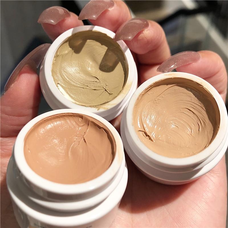 AliExpress - NOVO 3 Colours Full Cover Face Concealer Eye Dark Circle Cream Waterproof Liquid Corrector Cream Base Make Up Cosmetic Wholesale