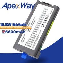 Batteria del computer portatile per Panasonic Toughbook Cf-CF-30 CF-31 CF-53 CF-VZSU46 CF-VZSU46S CF-VZSU46R CF-VZSU46AU CF-VZSU71U CF-VZSU1430U