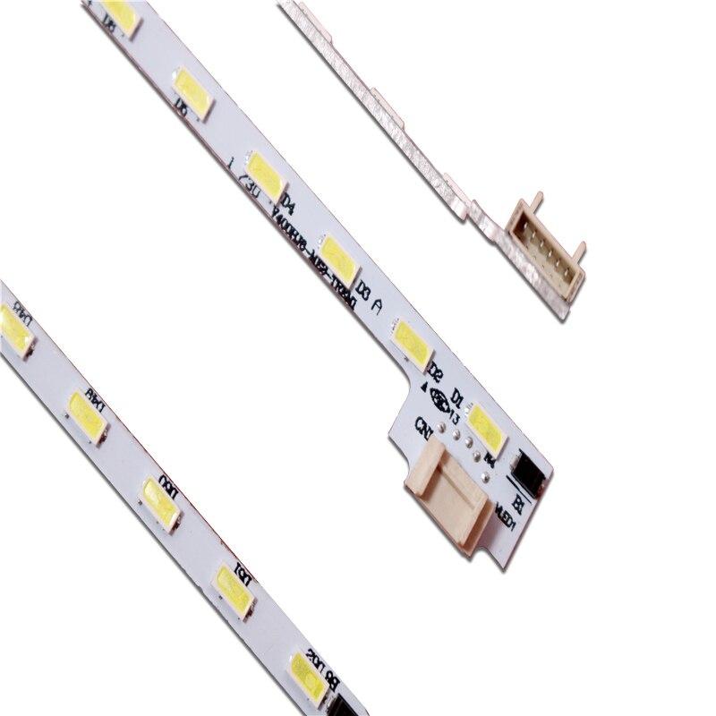 FOR Repair Sharp 40 inch LCD-40V3A LCD TV LED backlight Article lamp V400HJ6-ME2-TREM1 V400HJ6-LE8 50piece=52LED 490MM is new