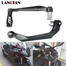 Protecteur de levier de guidon pour Yamaha   Accessoires universels en aluminium pour moto, protection de mains pour Yamaha YZF R1 R3 R6 R15 R25 YZFR125