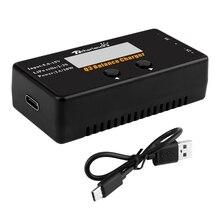 Q3 2-3S Balance Charger Li-Po/ Li-HV/ Li-Ion/ Li-Fe RC Battery Balance Digital Charger Discharger