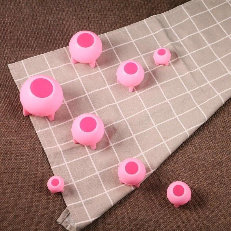قالب كعك كروي من السيليكون ، للمافن ، مقاوم للحرارة ، قابل لإعادة الاستخدام ، أداة DIY ، 8 قطعة