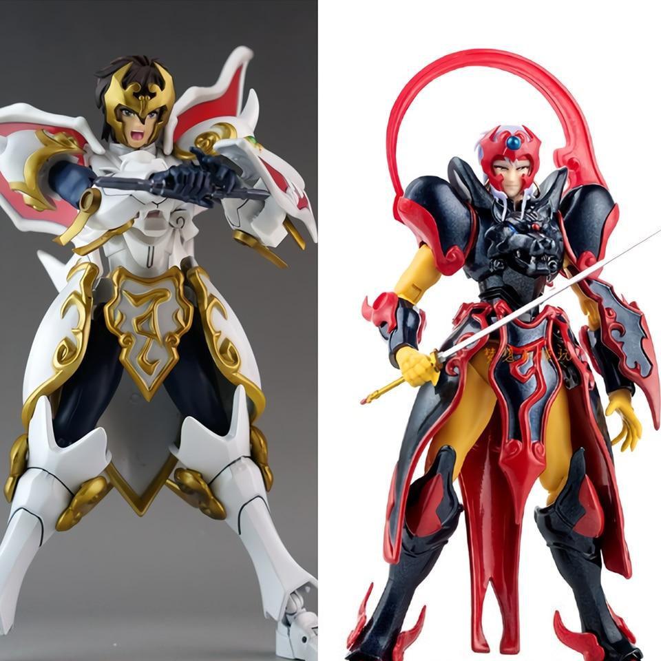 Tronzo Demoniaca Fit 18cm Dasin Model DM Shurato with Kuroki Gai SHF PVC Japanese Anime Action Figures Christmas Gift For Boys