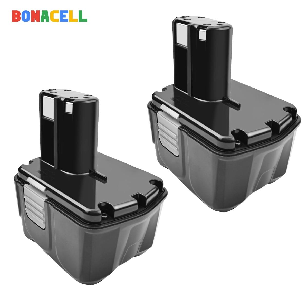 Bonacell для Hitachi BCL1430 14,4 V 3000mAh литий-ионный аккумулятор для Hitachi CJ14DL DH14DL EBL1430 BCL1430 BCL1415