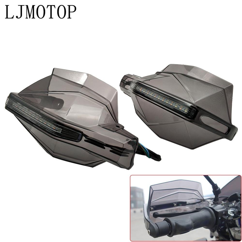 Защита рук для мотоциклов для рычага мотоцикла охранная система протектор сигнальная лампа для BMW R1200S R1200ST R1150RT F650CS R1100S R1150R S1000RR