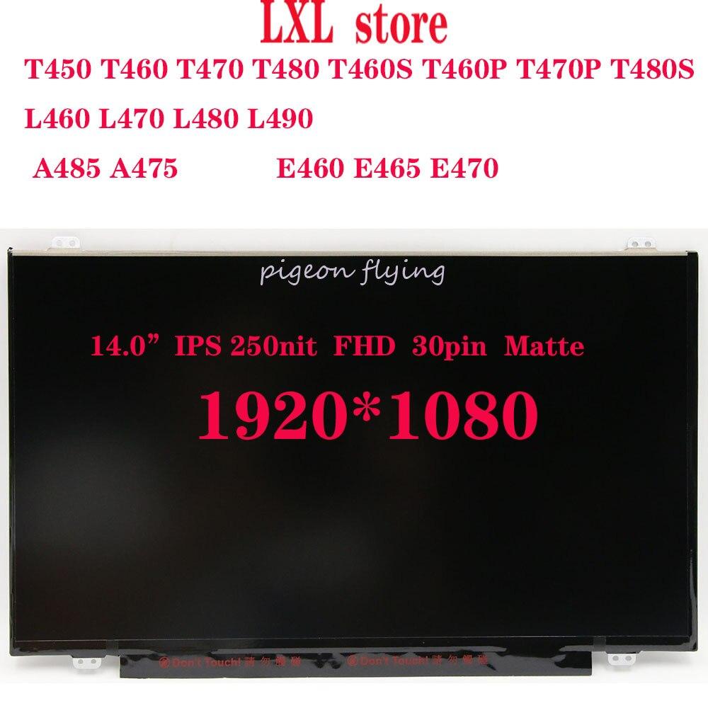 T470P شاشة LCD للكمبيوتر المحمول ثينك باد 14.0