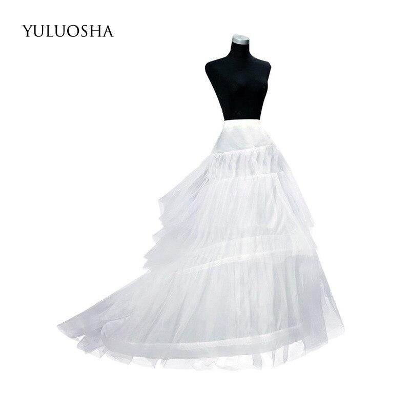 Enagua de crinolina de doble capa Para vestido de novia Vestidos Para...