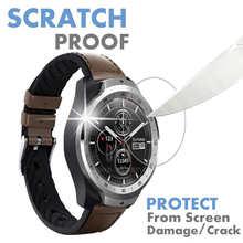 TicWatch 9H Премиум Закаленное стекло для TicWatch Pro 1 2 3 GTX Smartwatch Защита экрана для TicWatch S E аксессуары для пленки