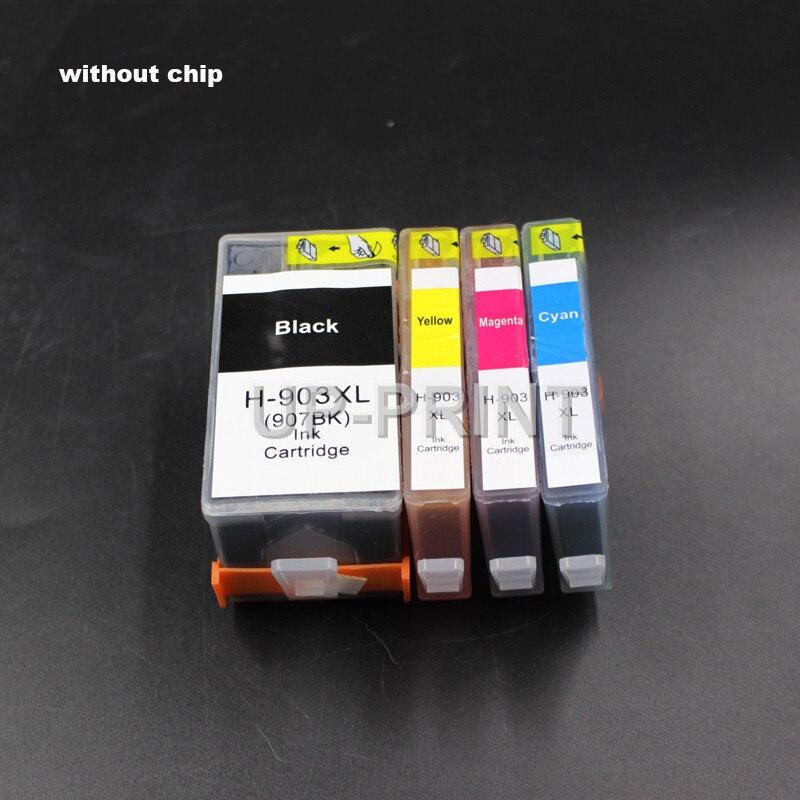 3set NO Chip cartucho de tinta compatible para hp 934 902, 903, 904, 905 xl OfficeJet 6950, 6960, 6963, 6964, 6965, 6966, 6968, 6970, 6975