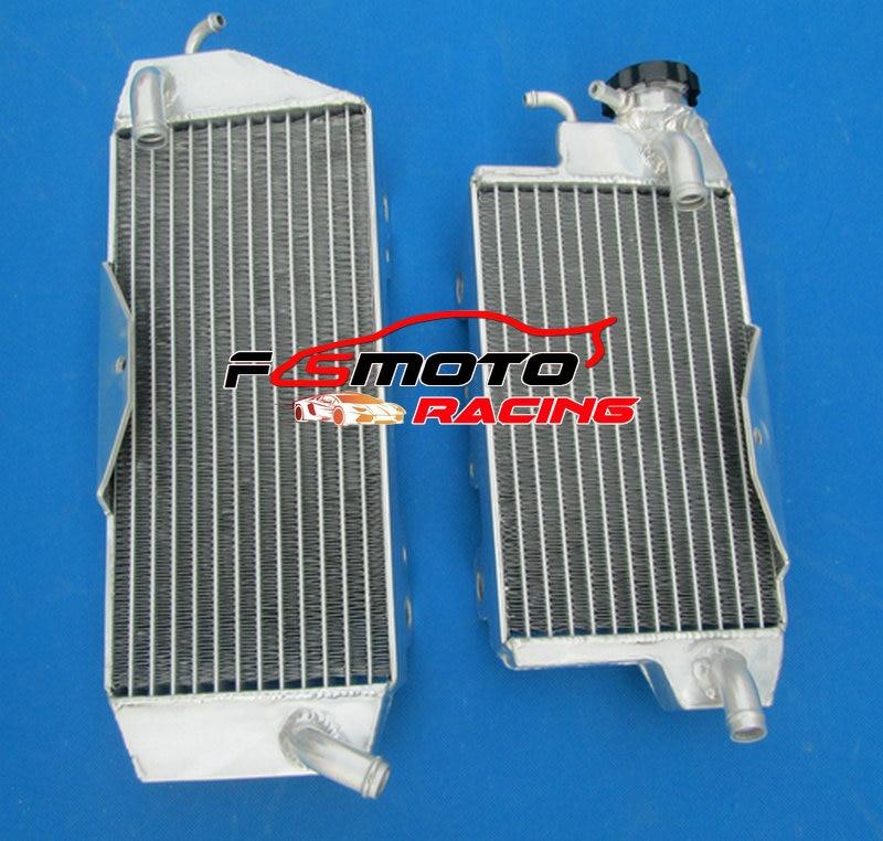 New performance For KAWASAKI KXF450 KX450F KXF 450 2010 2011 2012 2013 2014 2015 Aluminum Radiator 10-15 11 12 13 14 15