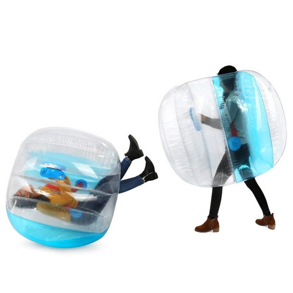 New Childrens Expansion Sports Inflatable Bumper Ball, Parent-child Interactive Team Collision Ball Outdoor Fun Game