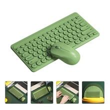 Bluetooth Wireless Keyboard Mouse Set Combo Magic Keyboard Mouse Kit For IPad Phone HP Huawei Laptop
