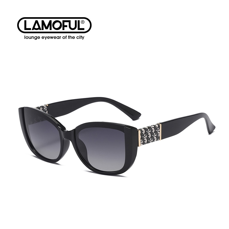 Fashion Brand Design Features Hinged Cat Eye Sunglasses for 2021 Shopping Party Self-Shot Driving UV