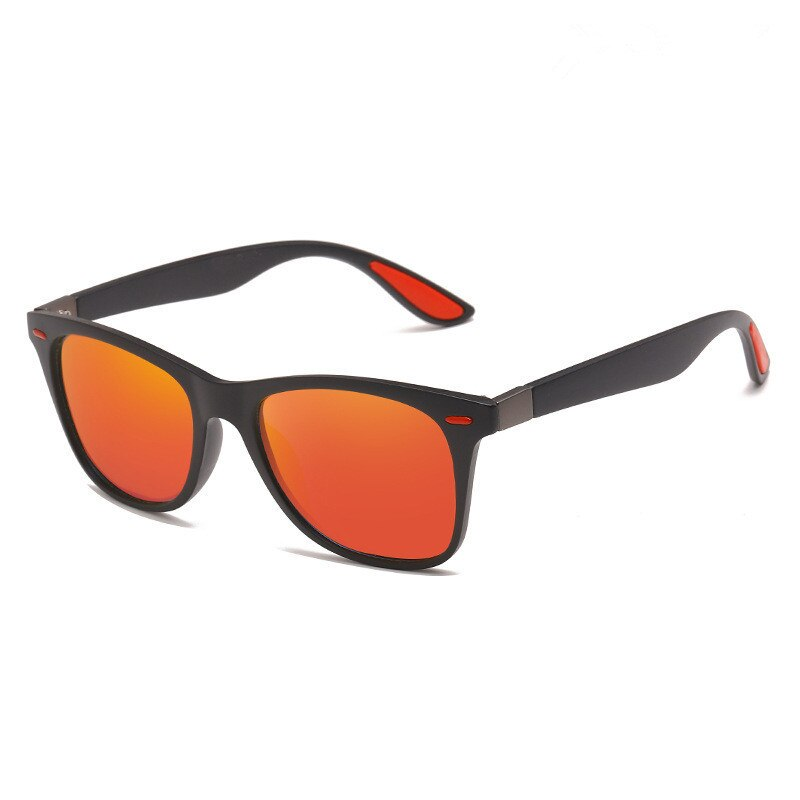 2021 New Brand Design Polarized Sunglasses Men Women Driving Shades Male Vintage Sun Glasses Spuare Mirror Summer UV400 Colors