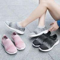 tenis feminino 2020 summer new sneakers women tennis shoes female high quality stable athletic jogging trainers slip on gym shoe