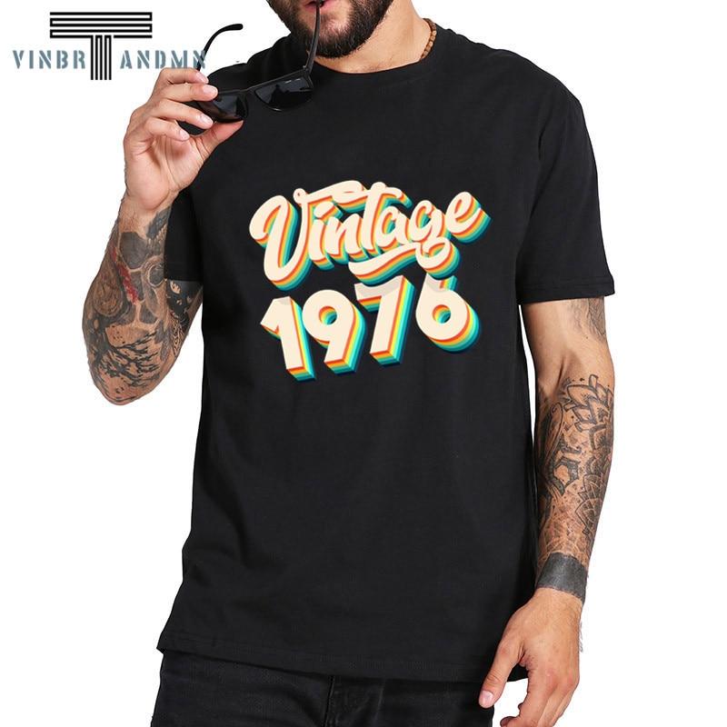 Vintage 1976 Camiseta 44th cumpleaños Retro Camiseta hecha en 1976 todas las...