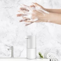 1pc soap dispenser touch free foammistgel sprayer automatic induction no wash intelligent infrared sensor soap container