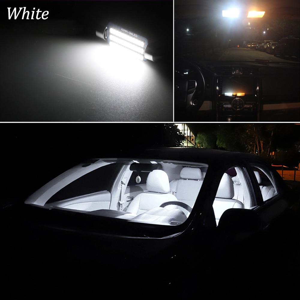 8pcs Canbus Led Light Interior Light For Subaru Impreza Gc Gf Gm Gd Gg Ge Gh Gr Gk Gt Wrx Sti Light Interior Light 1992 2020 Signal Lamp Aliexpress