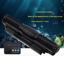 Jebao CP25 CP40 CP55 Wireless Master Slave Pump Control Circulation Pump Cross Flow Wave Pump Marine Aquarium Wave Maker