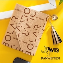 New women wallet Credit Bank card holder large capacity travel PU Purs clutch bag  Ladies wallet fas