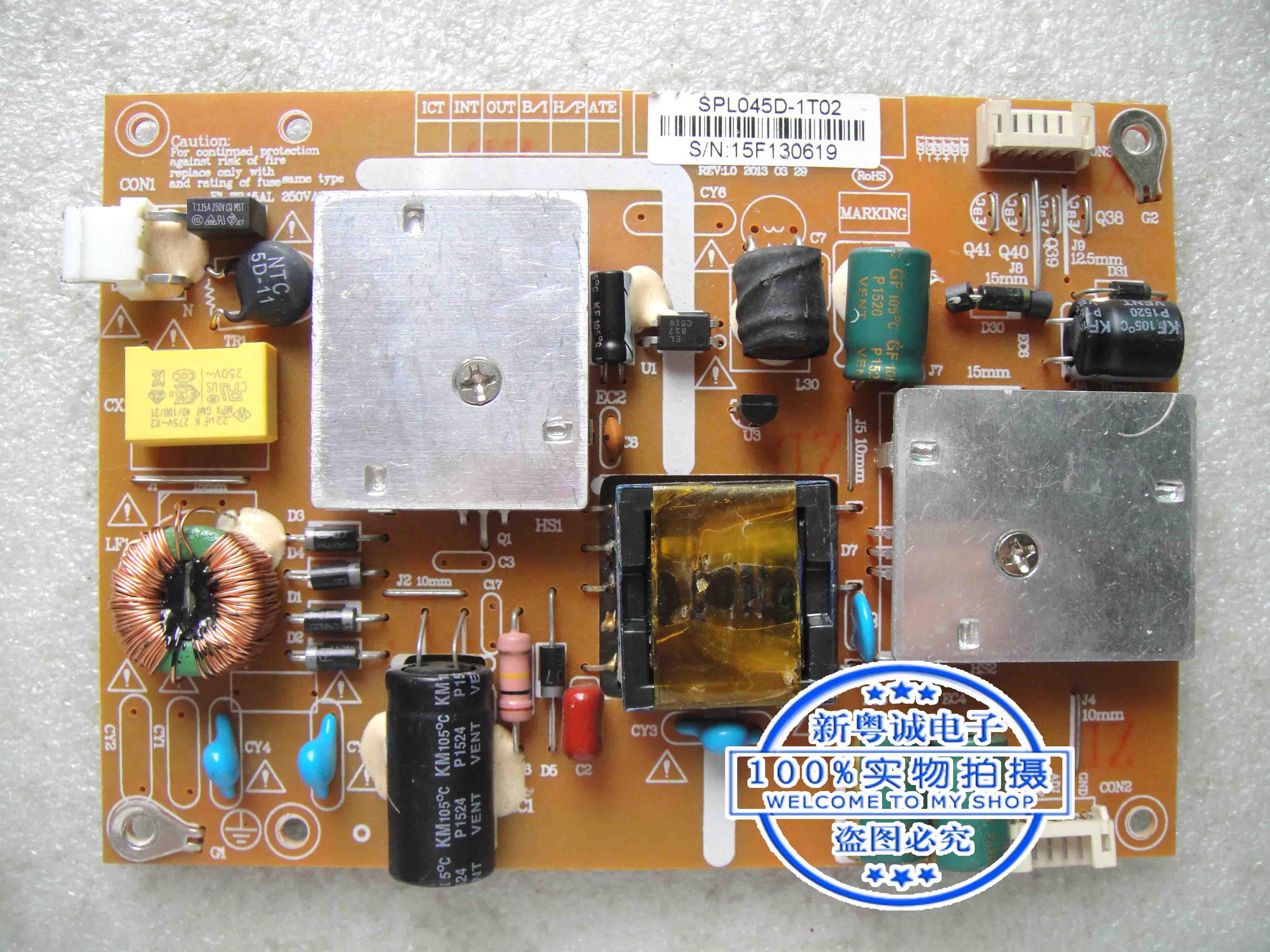 SPL045D-1T02 15F130619 SPLO45D-1T02 امدادات الطاقة مجلس