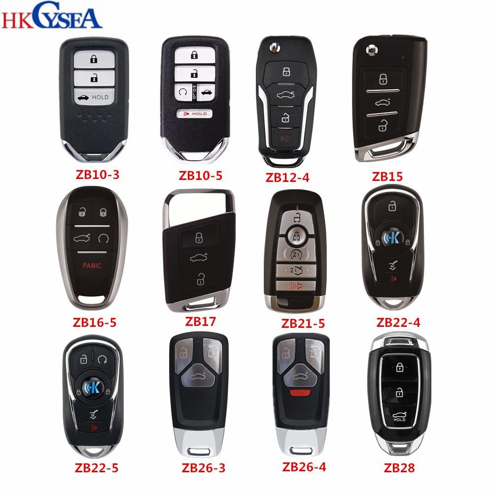 Keydiy kd inteligente chave zb10 ZB12-4 zb15 ZB16-5 zb17 ZB21-5 ZB26-3/4 ZB28-3 zb série remoto chave do carro para KD-X2 programador chave