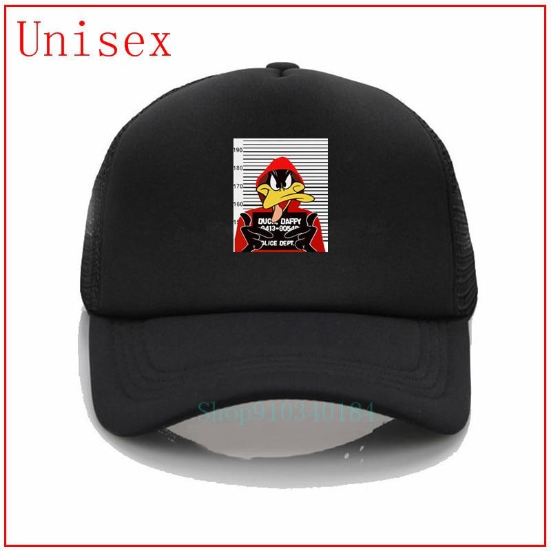 Looney Tunes Pato Lucas vectorizado béisbol bling gorras para mujeres niños gorra de béisbol logotipo personalizado sombrero mujer sombreros de vaquero sombreros