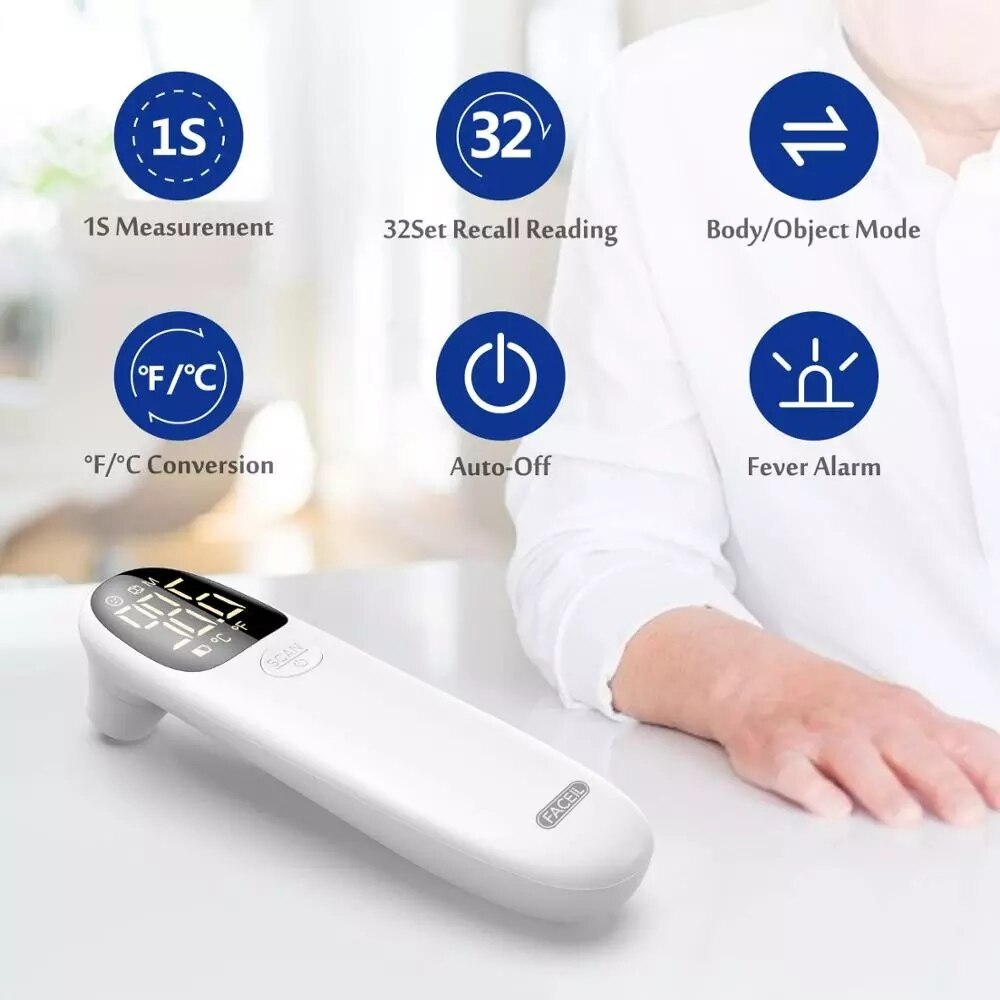 Household Pulse Oximeter Medical Equipment Fingertip LED Pulse Rates Tester Oximeter Blood Oxygen Saturation Monitor Health Care