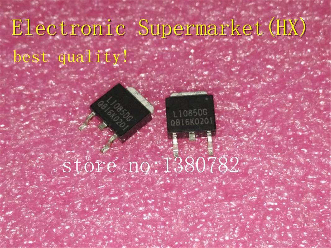 100% New original 10pcs/lots L1085DG  L1085  1085DG  TO-252