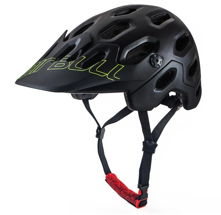 Casco de Ciclismo de Carretera CAIRBULL MTB de casco de bicicleta ultraligero de Escocia... protección de cabeza y cascos 3 sujetadores