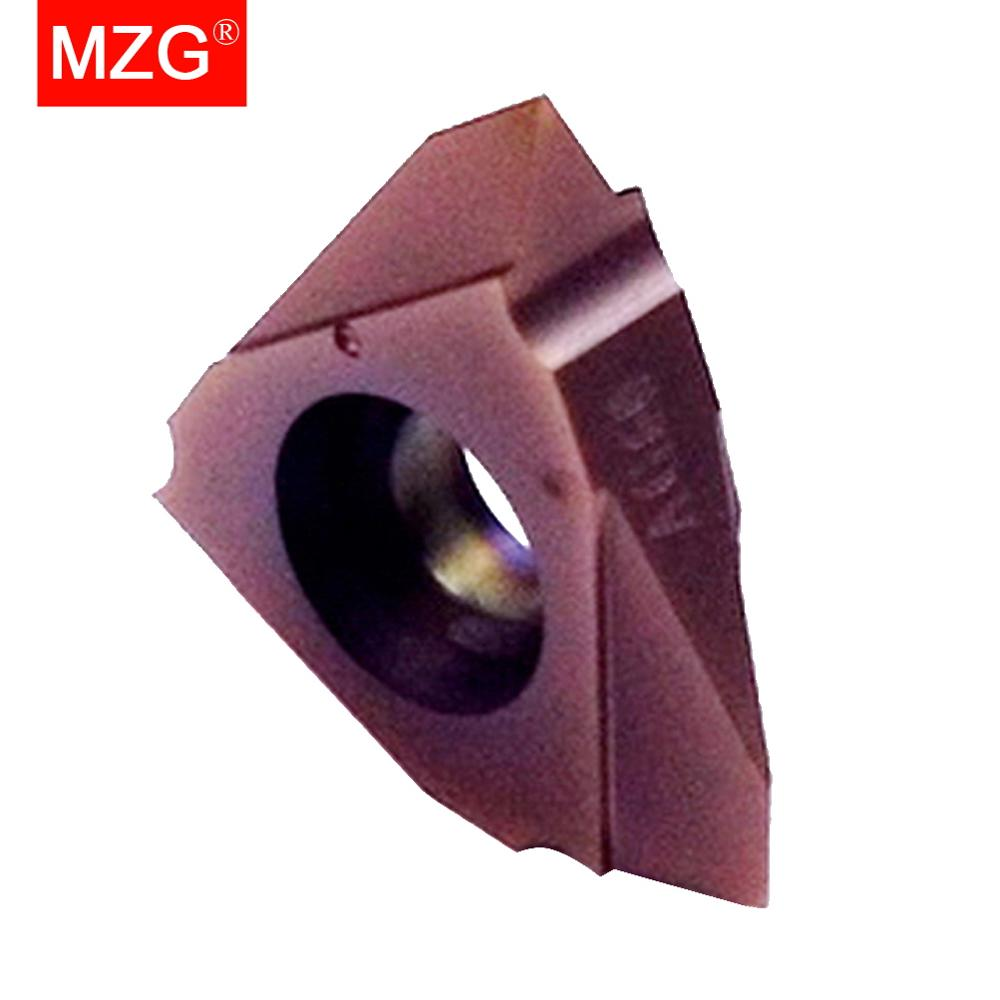 MZG TTX32R 6001 6002 6005 ZM856 Stainless Steel CNC Threading Toolholder Indexable Cement Carbide Vertical Screw Threaded Insert