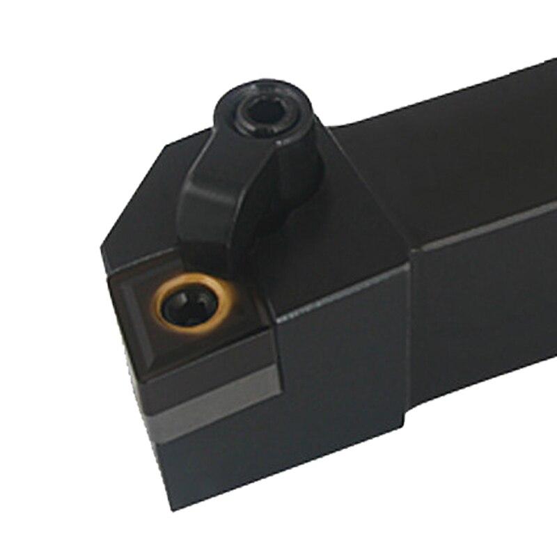 Soporte para herramientas de giro 16mm 20mm 25mm MCGNR1616H12 MCGNR2020K12 MCGNR2525M12 MCGNR 2020 uso CNMG insertos de carburo CNC herramientas de torno
