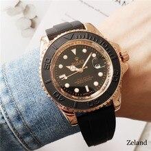 Rolex-femmes hommes montre à Quartz mode luxe hauts marque cadeau or décontracté étanche montres de créateur 949 commandes