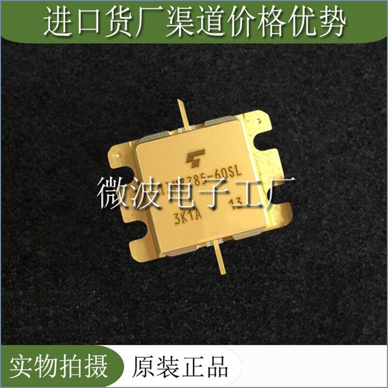 TIM7785-60SL SMD RF أنبوب عالية التردد أنبوب الطاقة التضخيم وحدة
