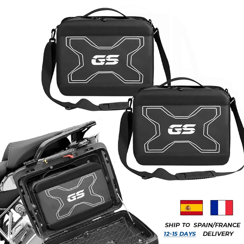 AliExpress - 2Pcs Inner Bag for BMW R1200GS LC F750GS F850GS For BMW R 1200GS LC R1250GS Adventure ADV Tool Box Saddle Bag Vario Cases Bags