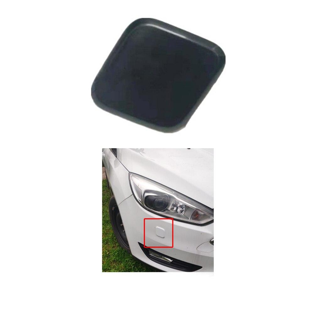 Para Ford Focus MK4 2015 2016 2017 2018 faro delantero del coche arandela TAPA DE Boquilla de pulverización tapa de chorro de lavadora