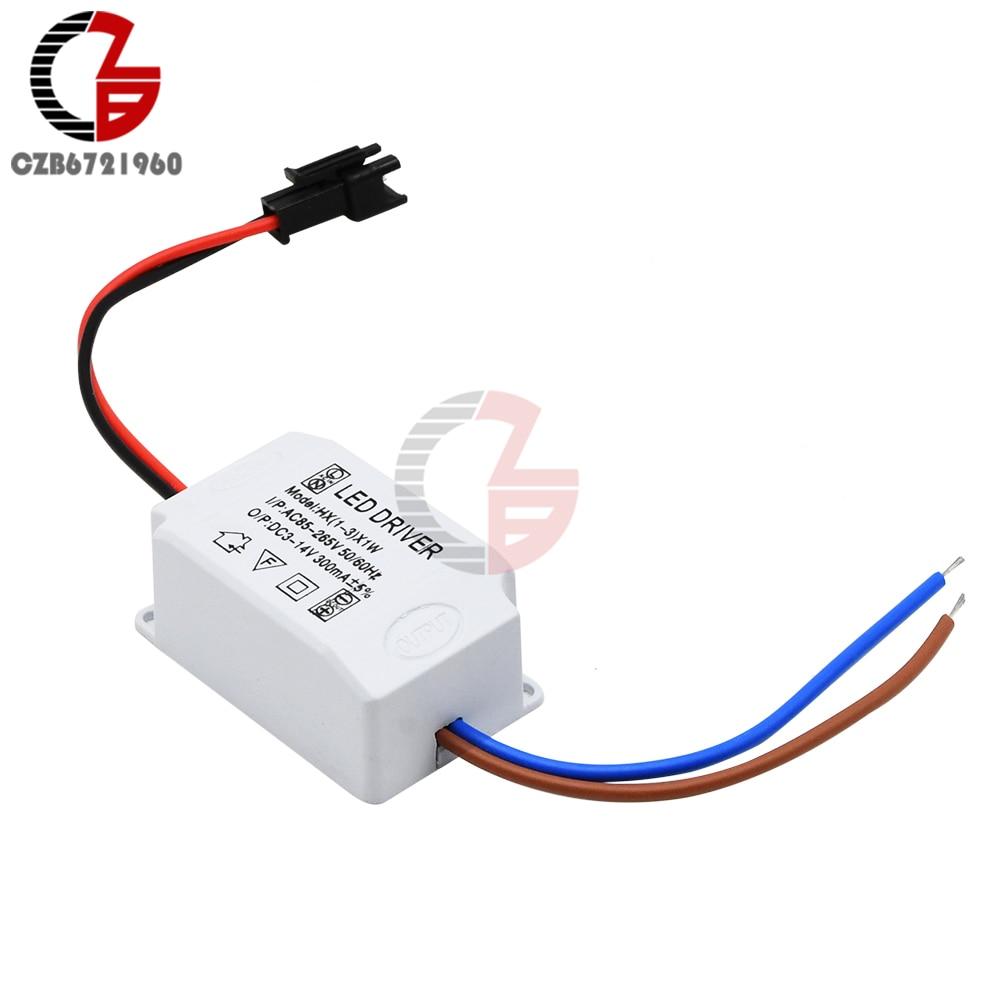Transformador de iluminación con controlador de fuente de alimentación LED, adaptador de 265V, 110V a 220V, 5V, 12V, regulador de voltaje de AC-DC, CA 85-3,3 V a CC 3-14V