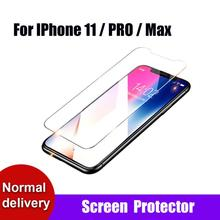 For IPhone 11 PRO Max Screen Protector HD Tempered Glass Scratch-Proof Dustproof Screen Protector Fi