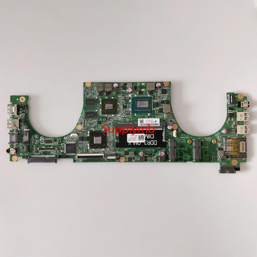 CN-0R6R4V 0R6R4V R6R4V DA0JW8MB6F1 w i3-3217U N13P-GV2-S-A2 GPU HM77 for Dell Vostro 5460 NoteBook PC Laptop Motherboard Tested
