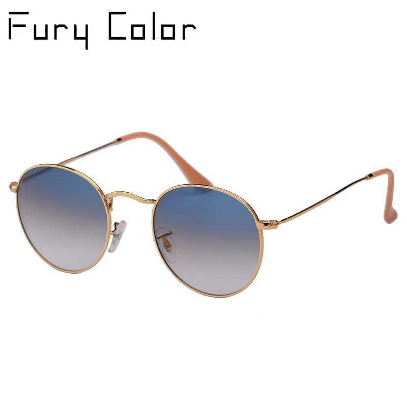 G15 العدسات الزجاجية الرجعية صغيرة مستديرة معدنية سوداء إطار الإطار الرجال النساء النظارات الشمسية القوطية Steampunk نظارات شمسية رجل إمرأة ذكر