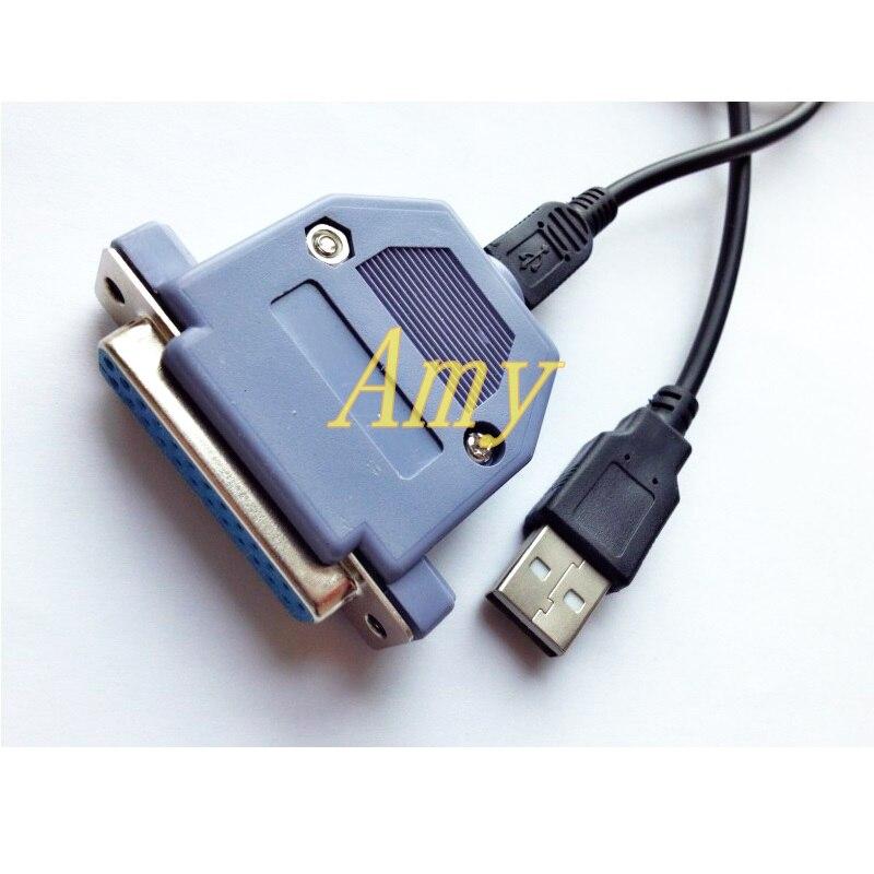 USB إلى USB-LPT USB2LPT صحيح الطابعة المتوازية ميناء لجميع أنواع غير مواز جهاز!
