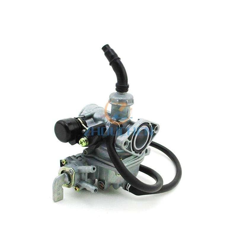 19mm PZ19 carburador para CT70 ST70 CT90 ST90 CT ST 70 90 Motor de pista bicicletas de la motocicleta