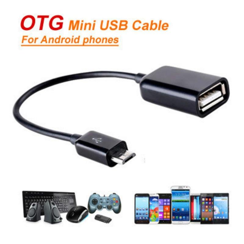 USB адаптер для lenovo Xiaomi Lg Tablet, Android Reader, Кабо OTG Adaptador Cavo Para Adaptateur