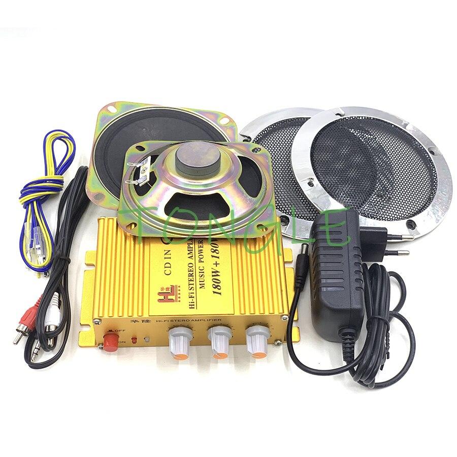 Kit de amplificador de potencia Digital para juegos de Arcade, Kit de...